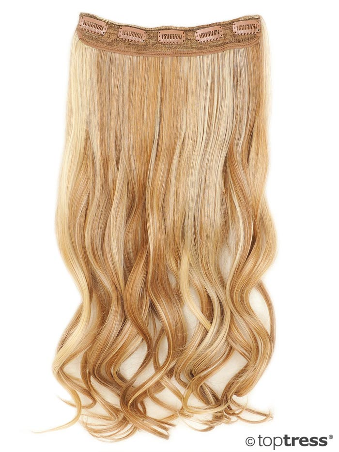 Haarteil Lila Toptress Perücken Shop